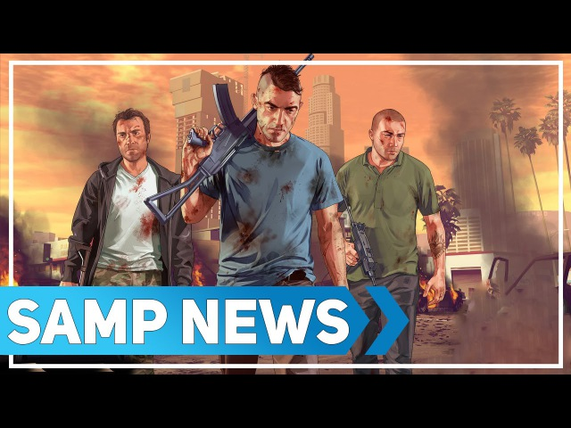 SampNews 29 RakNet RolePlay Red County RolePlay State99 Roleplay Rodina RolePlay