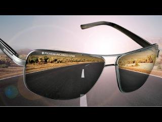 Солнцезащитные очки для водителей. Какие безопасней?