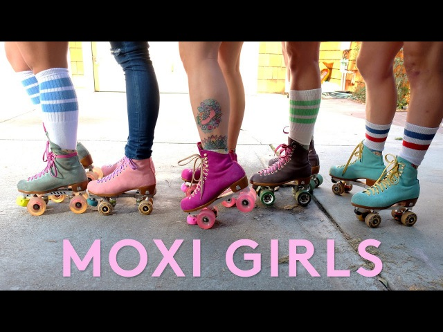 Meet The Moxi Girls Skate Team Fearless Femme Brawlers