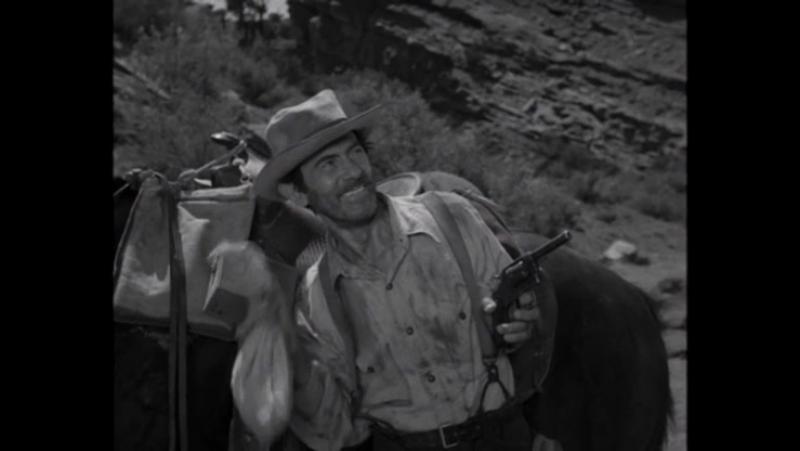 Western Canyon Crossroads 1955 Richard Basehart Full Movie in English eng
