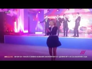Танцевальный мастер-класс от российских политиков: от Матвиенко до Путина