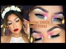 🇲🇽 Maquillaje SENCILLO para FIESTA MEXICANA 🇲🇽 15 de Septiembre VIVA MEXICO | auroramakeup