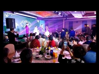 Кавер группа Summer в Китае #15: Китайская свадьба. Отель Милениум в Ханчжоу