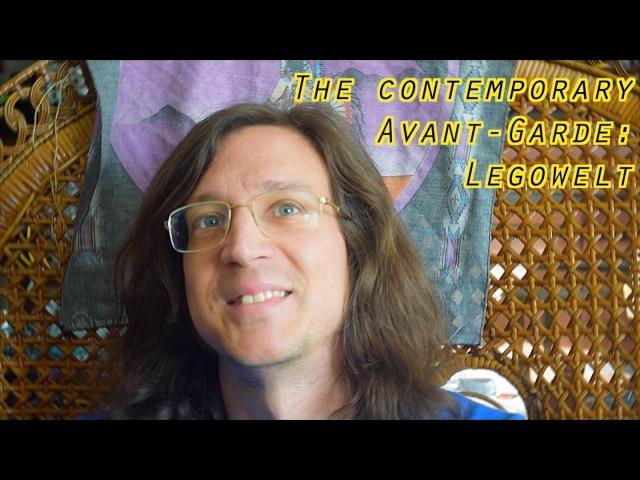 The Contemporary Avant Garde Legowelt