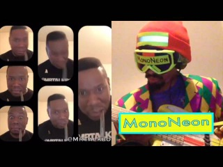 MonoNeon + Mr. Talkbox ~ TRIBUTE TO EARTH, WIND & FIRE