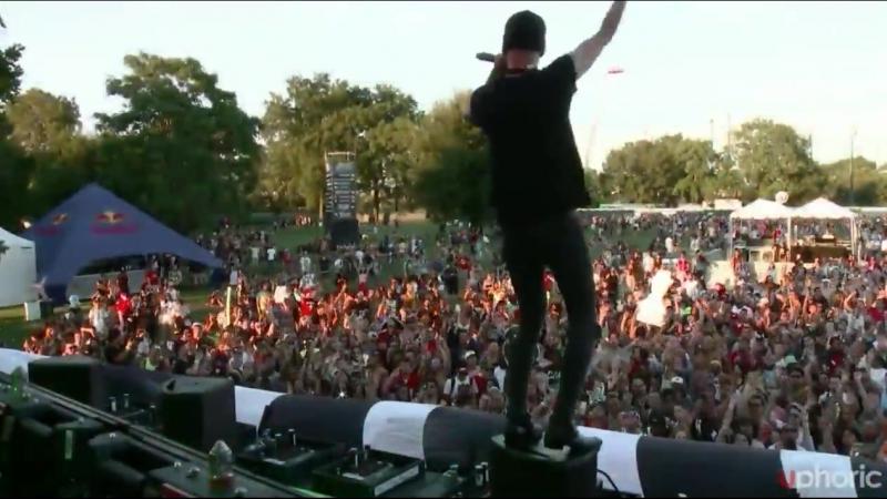 SBCR (The Bloody Beetroots) - Live @ Electric Zoo 2016