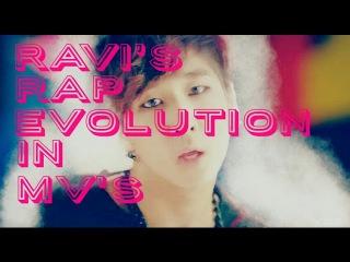 Ravi's Rap Evolution (2012 - 2016)