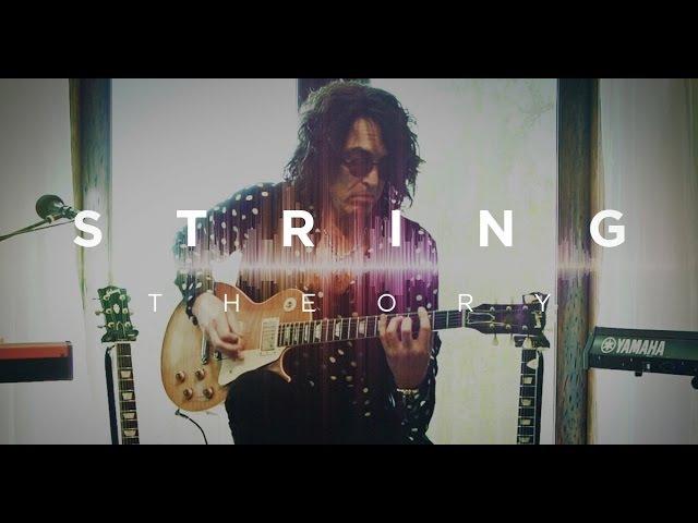 Ernie Ball String Theory featuring Paul Stanley of KISS смотреть онлайн без регистрации