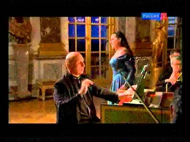Чечилия Бартоли Миссия По следам Агостино Стеффани концерт в Версале