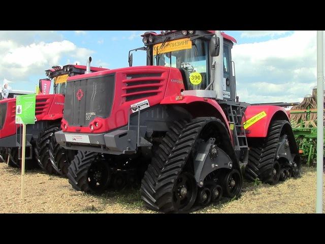 Флагман Российского тракторостроения трактор КИРОВЕЦ К 744Р1 К 744 Р2 и К 744Р3