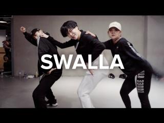 1million dance studio swalla - jason derulo (ft. nicki minaj & ty dolla $ign) / hyojin choi choreography