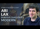 Modern Dubious Challenge with Ari Lax - Deck Tech