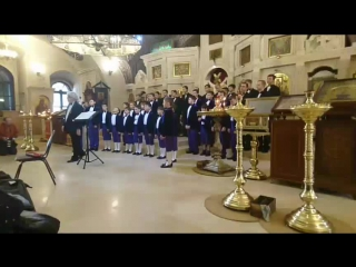 Владимирская капелла мальчиков и юношей