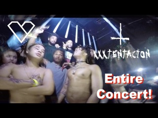 RIP' XXXTENTACION First Show Outta Jail in Miami (Whole Concert!) 🔥 🔥 🔥