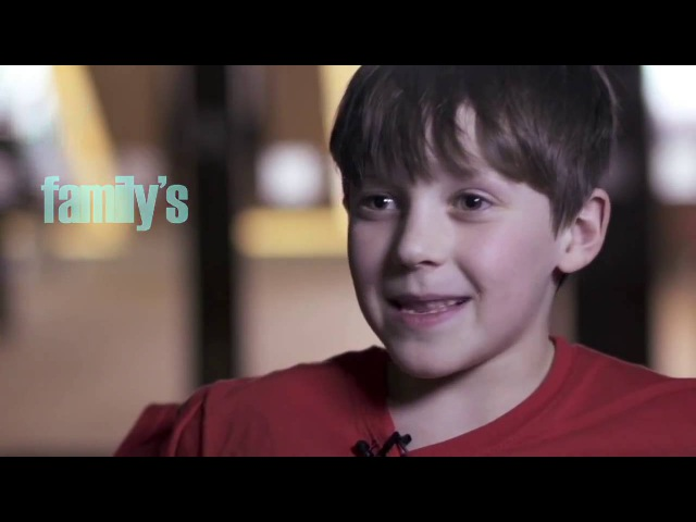 Дети из гомосексуальных семей рассказывают о своих родителях.