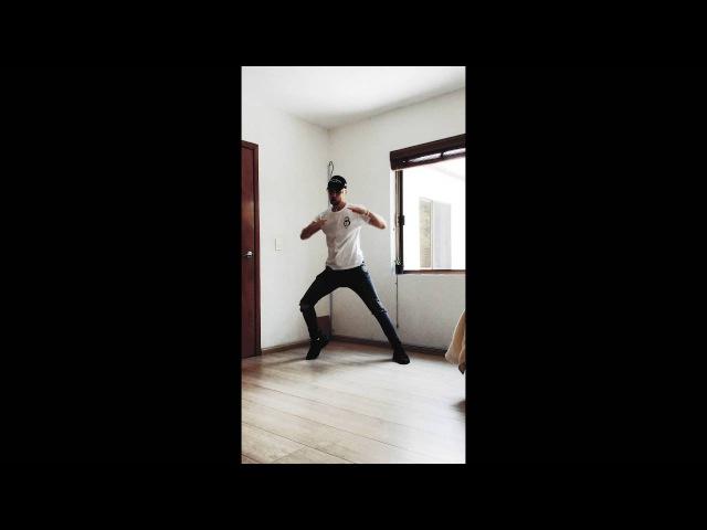 Dano Opem Crew Training 2016 Electro Dance