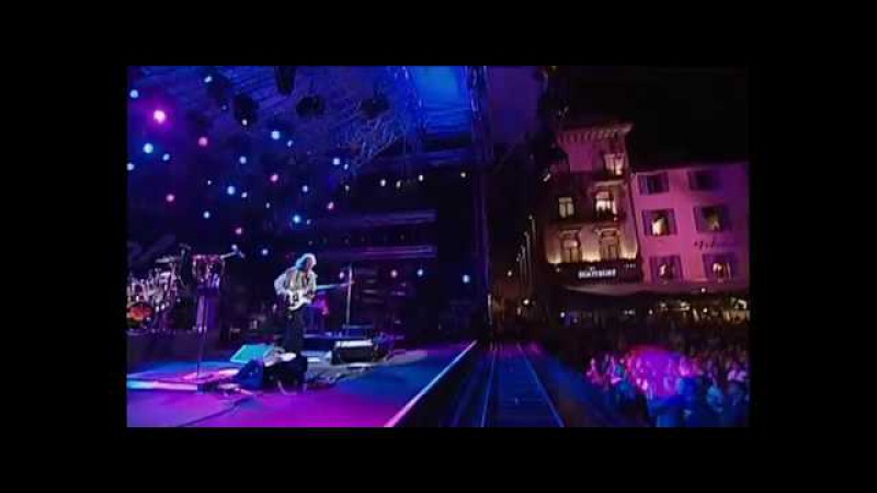 Yes Long Distance Runaround The Fish Bass Solo Live in Lugano 2004 Remastered