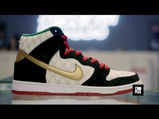 Outpac x VPerevode_ Diddy скупает горы сникеров вместе с Complex Sneaker Shoppin