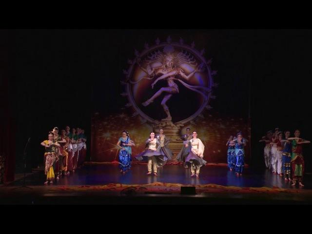 Indian group Champa Russia Yoshkar Ola Bharatha Vedamuga