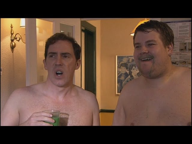 Gavin and Stacey Series 2 Bloopers Outtakes