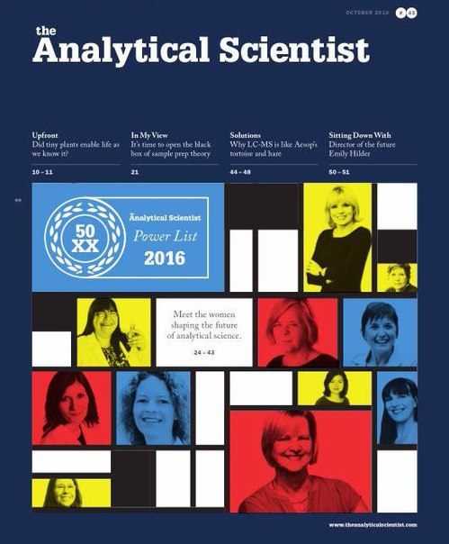 The Analytical Scientist - October 2016