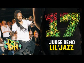 DHI RUSSIA 2017 - JUDGE DEMO - LIL'JAZZ (Brasil/Russia) |