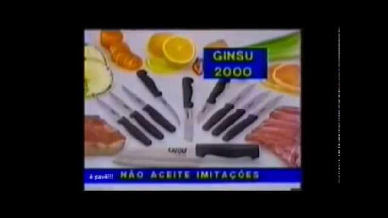É pavê Ginsu 2000