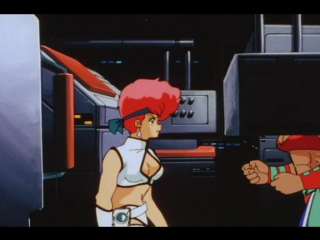 [AniDub] Грязная Парочка OVA l Dirty Pair OVA [07] [Azazel, Oni]
