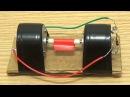Бестопливный генератор из двух электродвигателей Секретные технологии