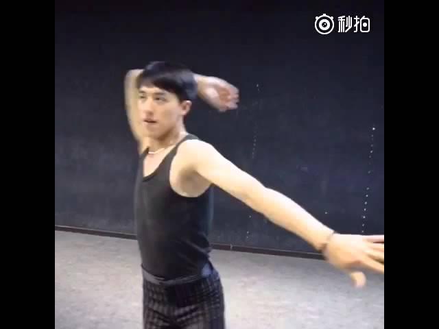 160429 許魏洲Xu Wei Zhou 200萬福利之一拉丁舞