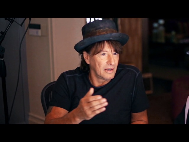 Songwriting Tips From Richie Sambora Rare Interview Bon Jovi RSO Songwriter's Hall of Fame