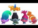 "Trolls⁄Тролли ""Танец"" (Караоке в субтитрах)"