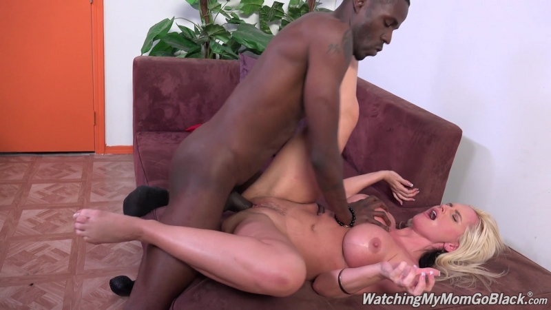 Watching My Mom Go Black Alena Croft (1080p) Interracial, Cuckold, 1 on 1, Big Tits, Blonde, Cougars, MILF,