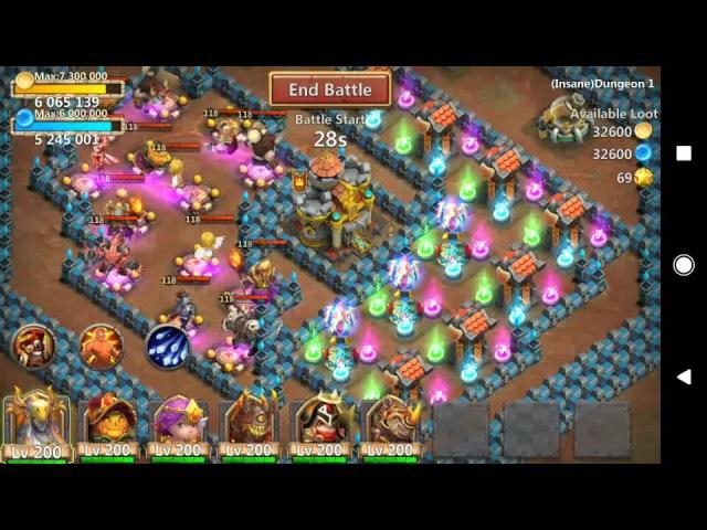 NEW HERO ROCKNO - Insane Dungeon Gameplay