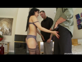 Abella Anderson - Slut Puppies 5 Jules Jordan Video