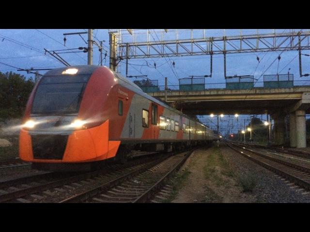 Электропоезд ЭС2Г-005/022 «Ласточка» Desiro RUS