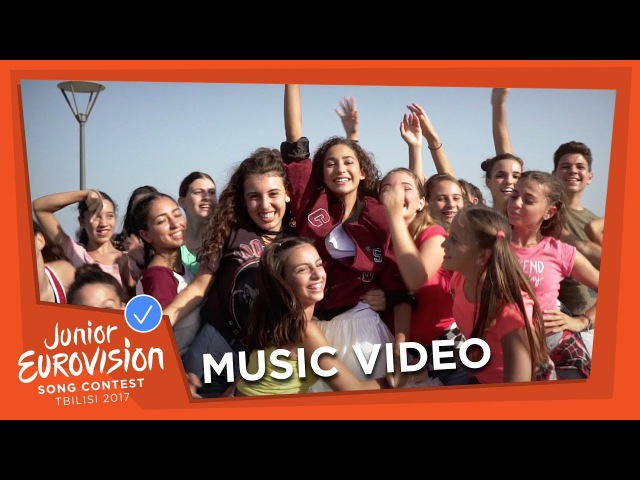 NICOLE NICOLAOU I WANNA BE A STAR CYPRUS 🇨🇾 OFFICIAL MUSIC VIDEO JUNIOR EUROVISION 2017