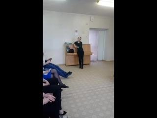 Дебаты в Молодежном центре Ковдора
