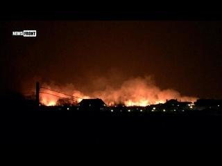 СРОЧНО: В Киеве упал и взорвался вертолет