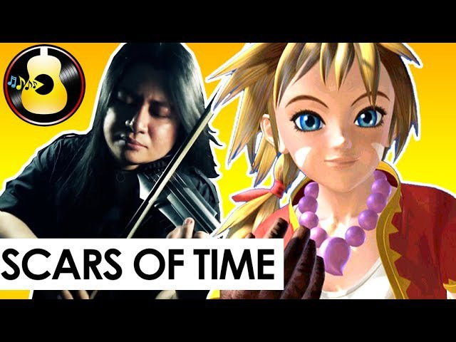 Chrono Cross Scars of Time Electric Violin Cover Remix Symphonic Rock String Player Gamer