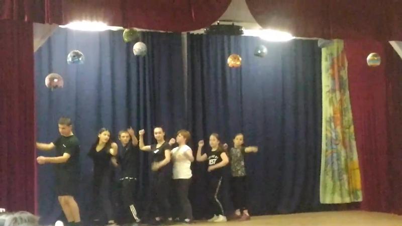 Импровизация Большие Танцы Команда Ширяевой Миланы 3 смена
