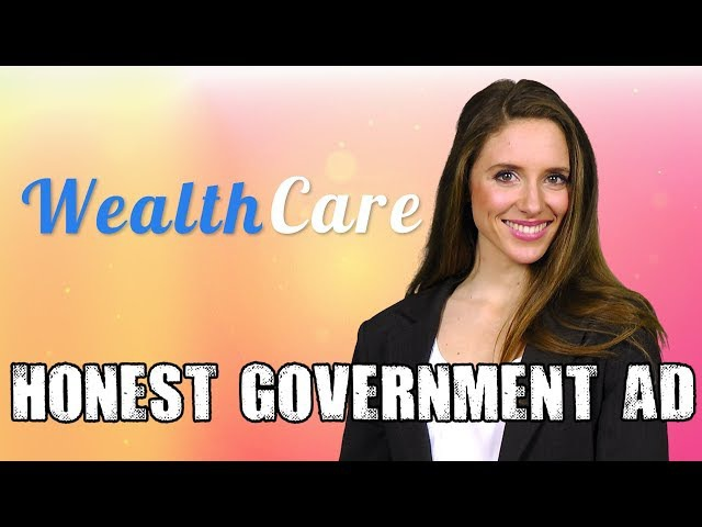 Hey Navalny, Russians Are Actually A Civilised Nation   Honest Government Advert - HealthCare