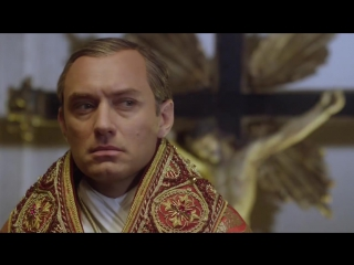 The Young Pope dressed up (Im sexy and I know it)