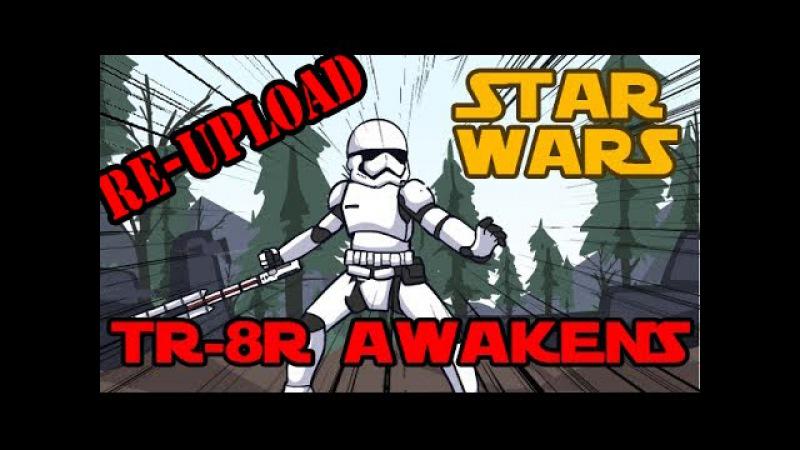 StarWars Shots TR-8R Awakens (Reupload)