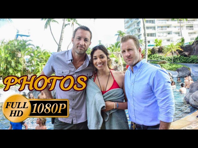 "Гавайи 5 0 8 сезон 1 серия Hawaii Five 0 Season 8 Episode 1 1x01 A'ole E 'Olelo "" Promotional Photos and Synopsis"