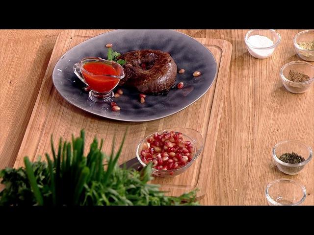Песня грузинской кухни. Суп из мацони. Купаты