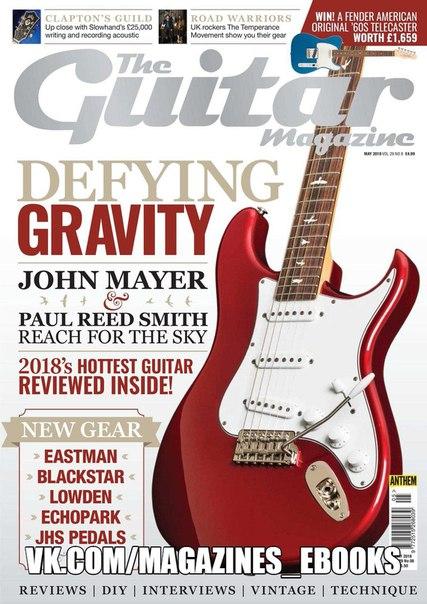 The Guitar Magazine – May 2018