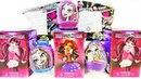 МОНСТЕР ХАЙ Mix! СЮРПРИЗЫ с игрушками по мультику ШКОЛА МОНСТРОВ Sweet Box,Kinder Surprise unboxing