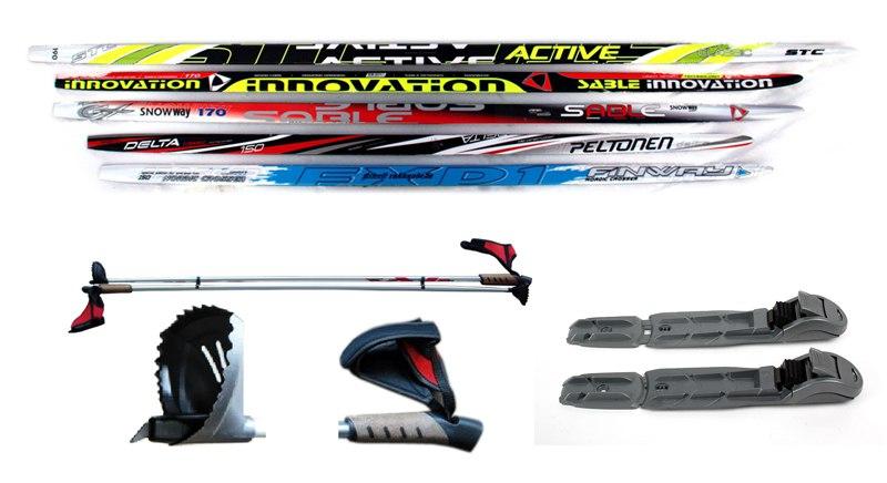 производство лыж