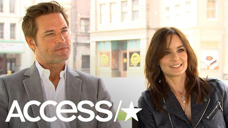 'Colony' Josh Holloway Sarah Wayne Callies On That Season 3 Premiere Snyder Twist Access